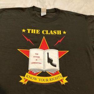 Gildan Shirts - The Clash Men's T-Shirt Size XL